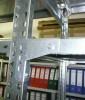 Shelving racks production