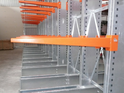 Photo Gallery - Cantilever racks