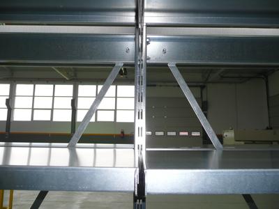 Photo Gallery Galvanized racks for stores